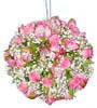Букет-шар для невесты