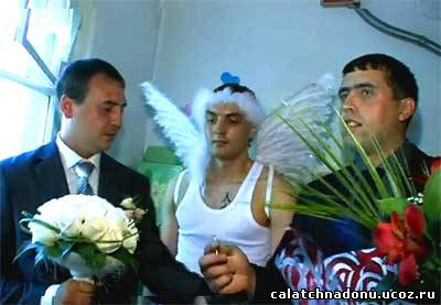 Свадебный обряд - выкуп невесты