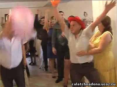 Свадебный конкурс Капитаны в шляпах