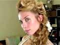 Прическа на свадьбу, выпускной